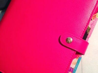 How To Put an Erin Condren Planner into a Kikki-K Planner