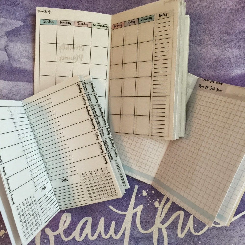 Midori Traveler S Notebook Accessories