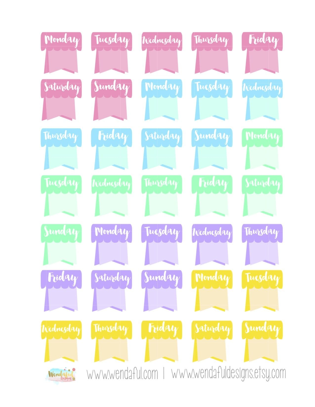 This is a photo of Sassy Printable Stickers Free