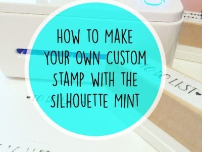 How to Use the New Silhouette Mint