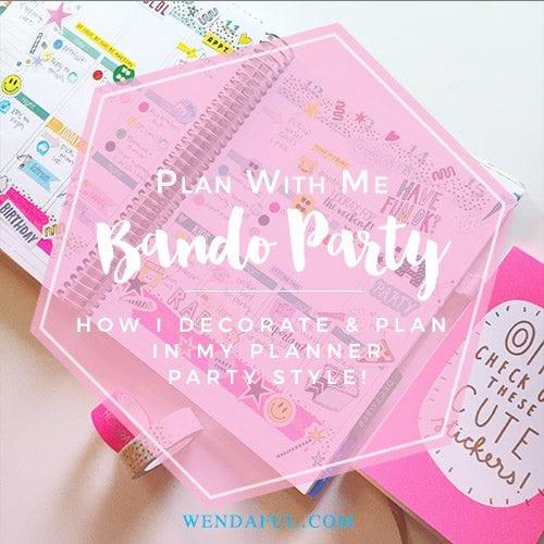 bando party