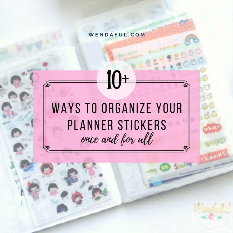 ways-to-organize-your-planner-stickers