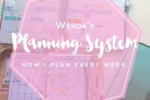 planningsystem