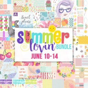 Summer Lovin' Printable Bundle Sale (4 days ONLY!)