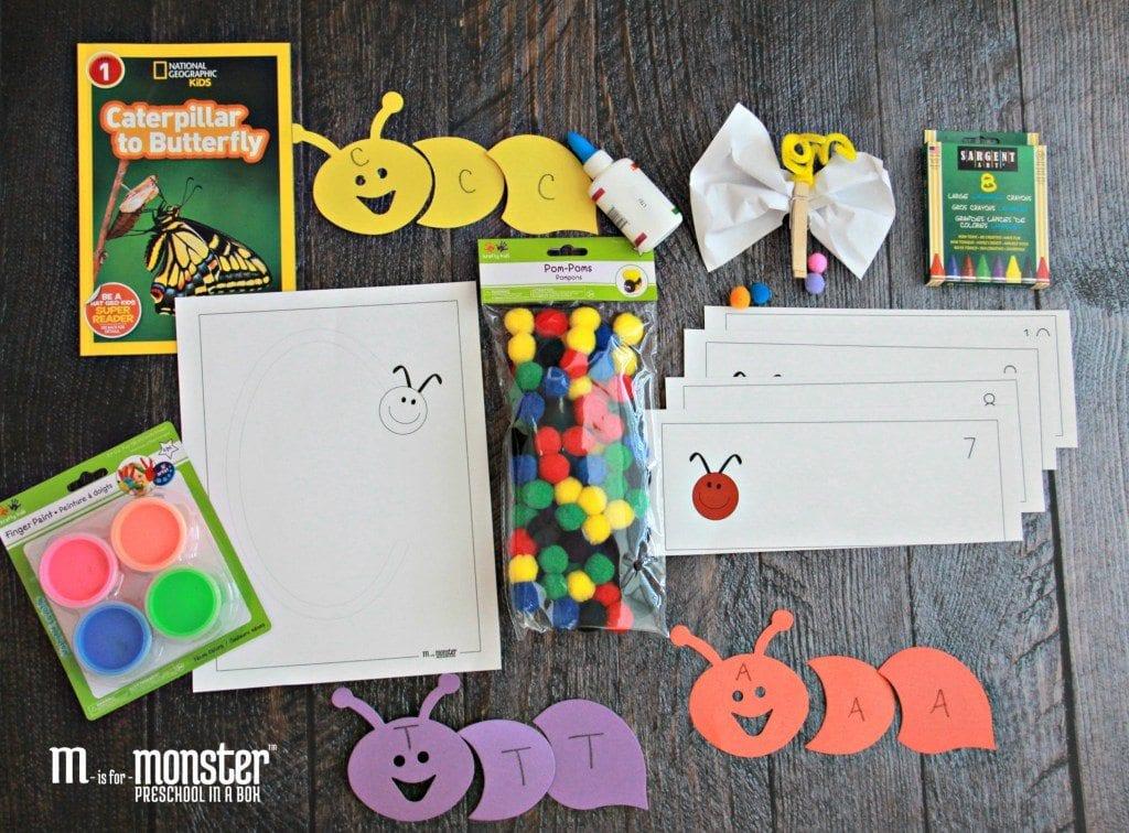 caterpillar-with-book