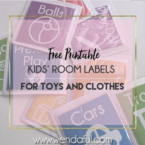 kids room blog