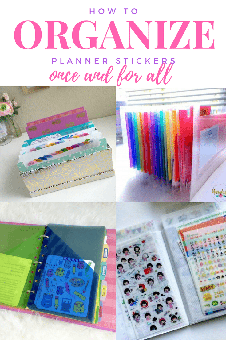 Organize Your Closet With A Capsule Wardrobe: 10 Ways To Organize Your Planner Stickers With Free Labels