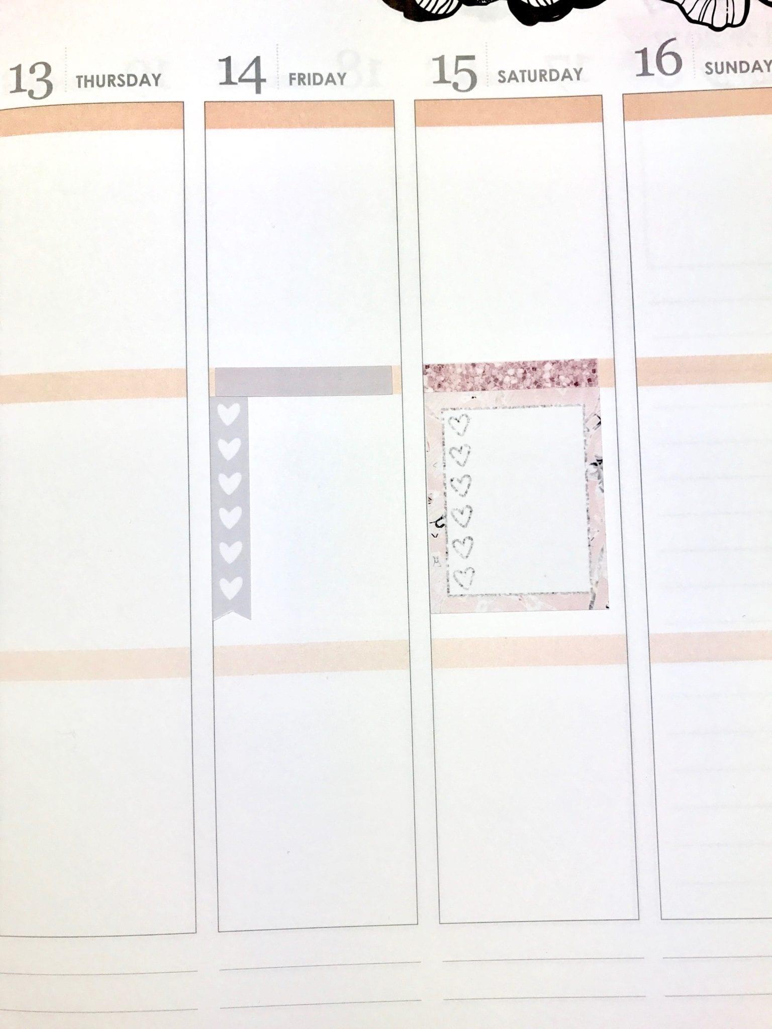 hardbound planner review