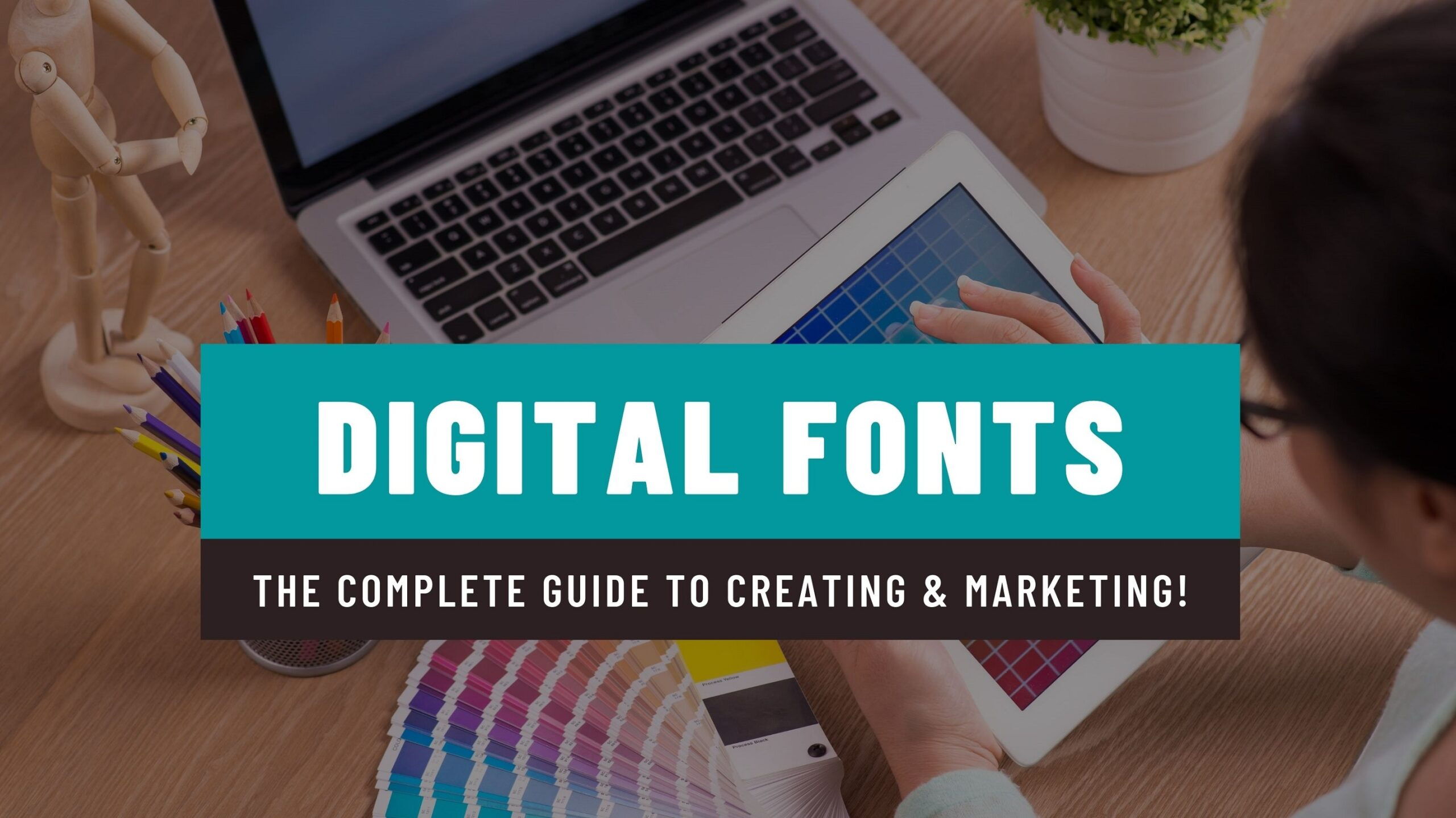 Digital-Fonts