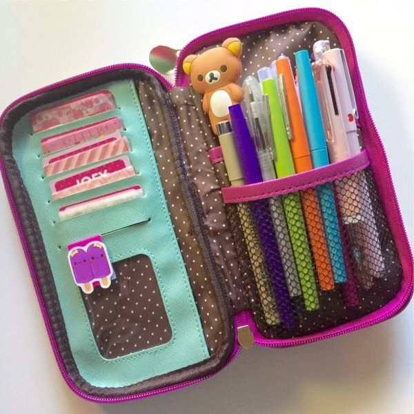 My Cool Pencil Case Planner Accessories Haul And Review